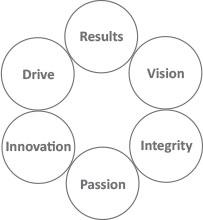 Website Design Values
