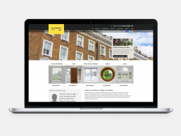 Patchett Joinery Web Design Portfolio