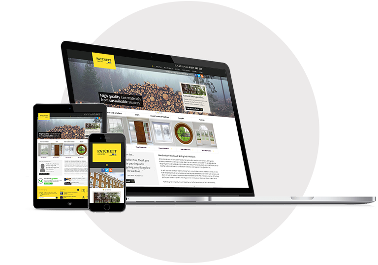 Responsive Website Design London & Leeds