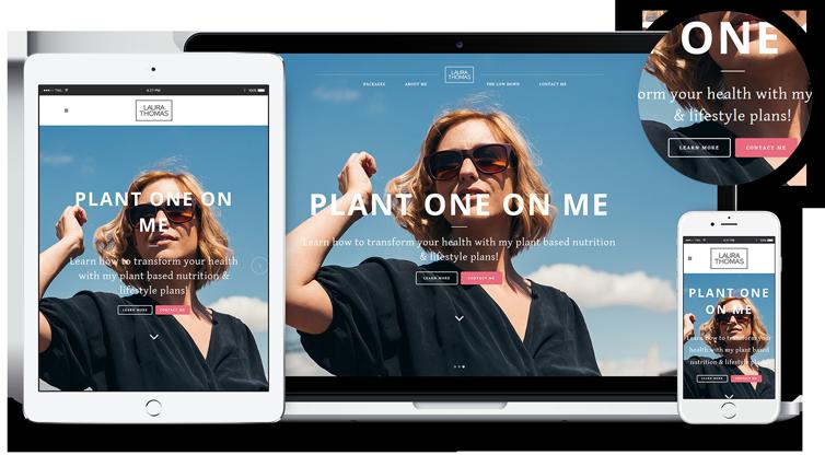 Responsive Website Design Leeds, Website Design Portfolio Example