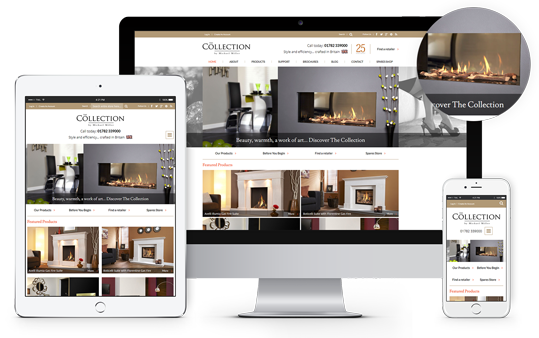 Responsive Website Design Leeds Portfolio Example