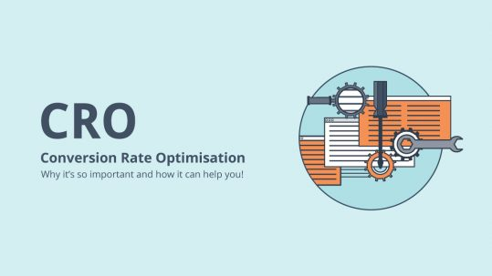 What Is Conversion Rate Optimisation CRO Graphic