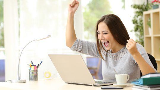 online success